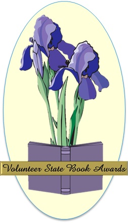 Tennessee Volunteer State Book Award logo